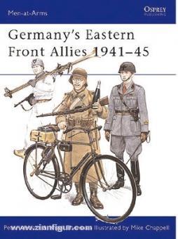 Abbott, P./Thomas, N./Chappel, M. (Illustr.): Germany's Eastern Front Allies 1941-1945. Teil 1: Finland, Hungaria, Romania, Slovacia