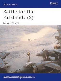 English, A./Watts, A.: Battle for the Falklands. Teil 2: Naval Forces