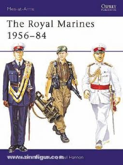 Fowler, W./Hannon,: The Royal Marines 1956-1984