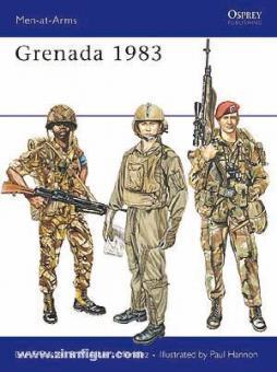 Russell, L. E./Mendez, M. A./Hannon, P. (Illustr.): Grenada 1983