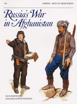 Isby, D./Volstad, R. (Illustr.): Russia's War in Afghanistan