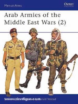 Katz, S./Volstad, R.: Arab Armies, Middle East Wars. Teil 2: 1969-1985