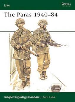 Ferguson, G./Lyles, K. (Illustr.): The Paras 1940-84