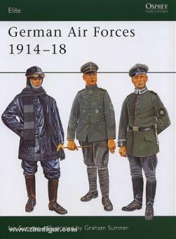 Sumner, I./Sumner, G. (Illustr.): German Air Forces 1914-18