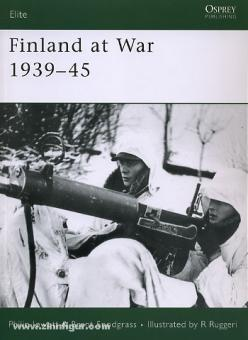 Jowett, P./Snodgrass, B./Ruggeri, R. (Illustr.): Finland at War 1939-1945