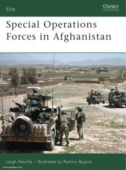 Neville, L./Bujeiro, R. (Illustr.): Special Operation Forces in Afghanistan