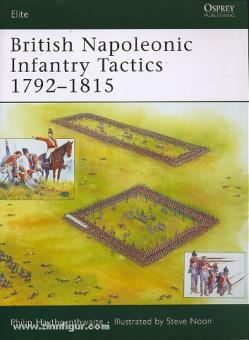 Haythornthwaite, P./Noon, S. (Illustr.): British Napoleonic Infantry Tactics 1792-1815