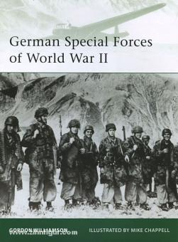 Wiliamson, G./Chappell, M. (Illustr.): German Special Forces of World War II