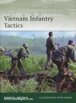 Rottman, G. L./Dennis, P. (Illustr.): Vietnam Infantry Tactics