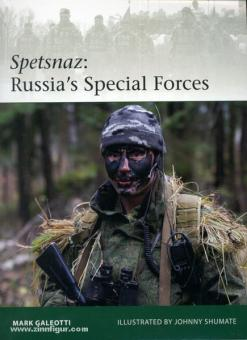 Galeotti, M./Shumate, J. (Illustr.): Spetsnaz: Russia's Special Forces