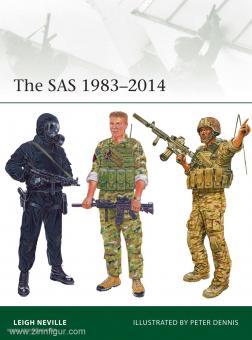 Neville, L./Dennis, P. (Illustr.): The SAS 1983-2014