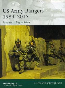 Neville, L./Dennis, P. (Illustr.): US Army Rangers. Panama-Afghanistan