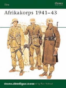 Williamson, G./Volstad, R. (Illustr.): Afrikakorps 1941-43