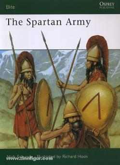 Sekunda, N./Hook, R. (Illustr.): The Spartan Army