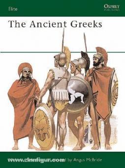 Sekunda, N./McBride, A. (Illustr.): The Ancient Greeks