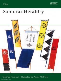 Turnbull, S./McBride, A. (Illustr.): Samurai Heraldry
