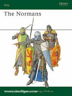 Nicolle, D./McBride, A. (Illustr.): The Normans
