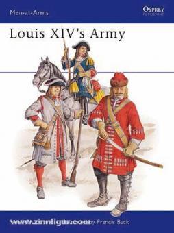 Chartrand, R./Back, F. (Illustr.): Louis XIV's Army