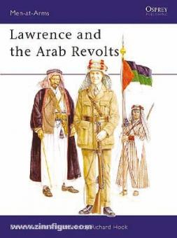 Nicolle, D./Hook, R. (Illustr.): Lawrence and the Arab Revolts