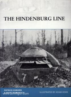 Romanych, M./Osborn, P. R./Hook, A. (Illustr.): The Hindenburg Line