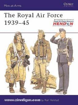 Cormack, A./Volstad: The Royal Air Force 1939-45