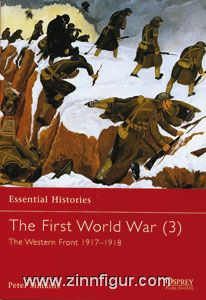Simkins, P.: Essential Histories. The First World War Teil 3: The Western Front 1916-1918