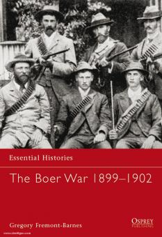 Badsey, S.: Essential Histories. The Boer War 1899-1902