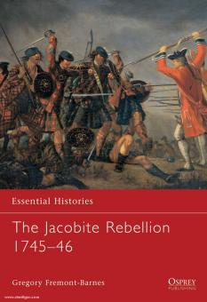 Fremont-Barnes, G.: The Jacobite Rebellion 1745-46