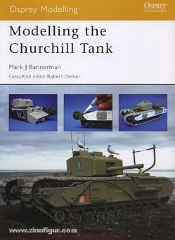 Bannerman, M. J.: Modelling the Churchill Tank