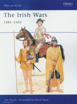 Heath, I./Sque, D. (Illustr.): Irish Wars 1485-1603