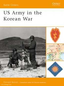 Boose, D.: US Army in the Korean War