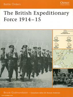 Quarrie, B.: The British Expeditionary Force 1914-15