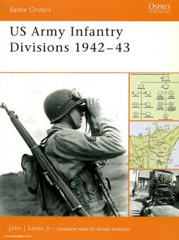Quarrie, B.: US Army Infantry Divisions 1942-1943