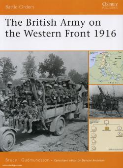 Gudmunsson, B. I.: The British Army on the Western Front
