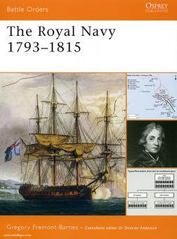Fremont-Barnes, G.: The Royal Navy 1793-1815