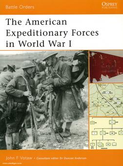 Votaw, J.: The American Expeditionary Forces in World War I