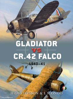 Gustavsson, H.: Gladiator vs CR.42 Falco 1940-41