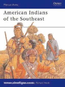 Johnson, M./Hook, R. (Illustr.): American Indians of the Southeast