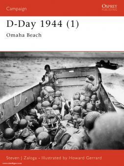 Zaloga, S. J./Gerrard, H. (Illustr.): D-Day 1944. Teil 1: Omaha Beach