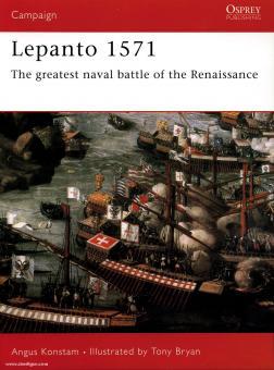 Konstam, A./Bryan, T. (Illsutr.): Lepanto 1571. The Greatest Naval Battle of the Renaissance