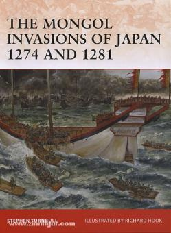 Turnbull, S./Hook, R. (Illustr.): The Mongol Invasions of Japan 1274 and 1281