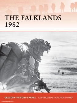 Fremont-Barnes, G./Turner, G. (Illustr.): The Falklands 1982
