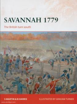 Martin, S./Harris Jr., B. F./Turner, G. (Illustr.): Savannah 1779