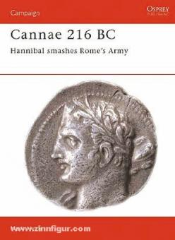 Healy, M.: Cannae 216 BC. Hannibal smashes Rome's Army