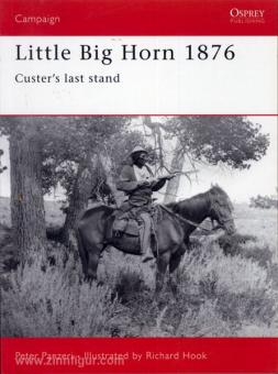 Panzeri, P.: Little Big Horn 1876. Custers last stand