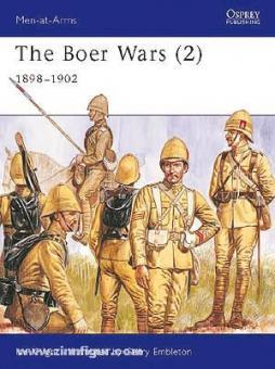 Knight, I./Embleton, G. (Illustr.): The Boer Wars. Teil 2: 1898-1902