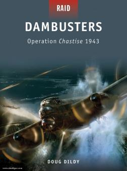 "Dildy, D./Gerrard, H. (Illustr.): Dambusters. Operation ""Chastise"" 1943"