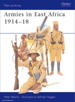 Abbott, P./Ruggeri, R. (Illustr.): Armies in East Africa 1914-18