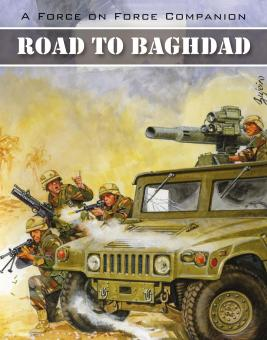 Carpenter, S./Carpenter, R./Neville, L./Roots, J./Bujeiro, R. (Illustr.): Road to Baghdad