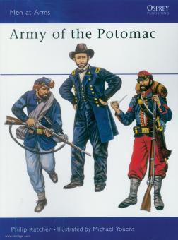 Katcher, P./Youens, M. (Illustr.): Army of the Potomac